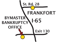Frankfort Bankruptcy Office Map